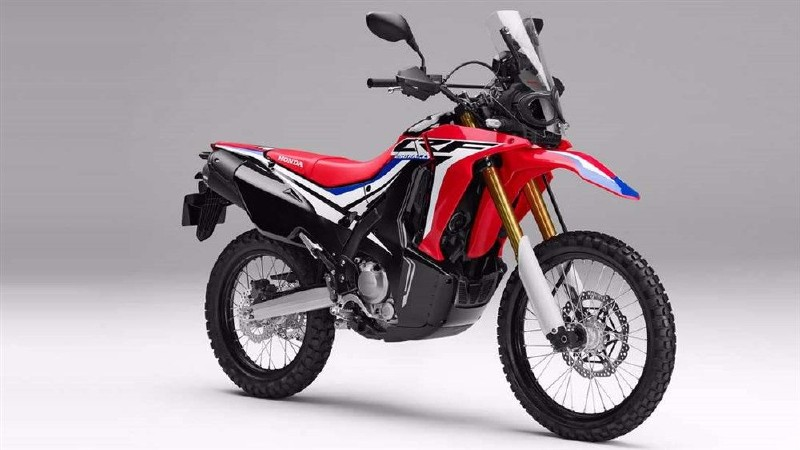Honda CRF 250 Rally (2017)