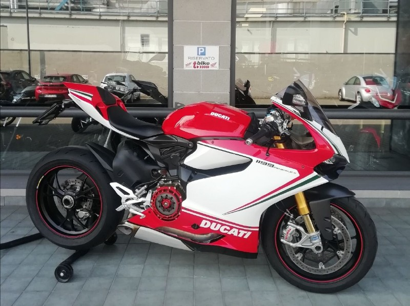 Ducati 1199 Panigale S ABS (2013 - 14)