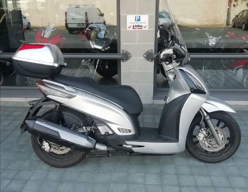 Kymco People 300i GT (2010 - 17)