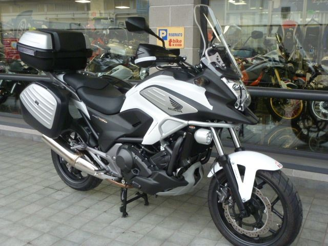 Honda NC750X Travel Edition DCT ABS (2014 - 16)