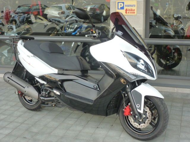 Kymco Xciting 500i R (2007 - 14)