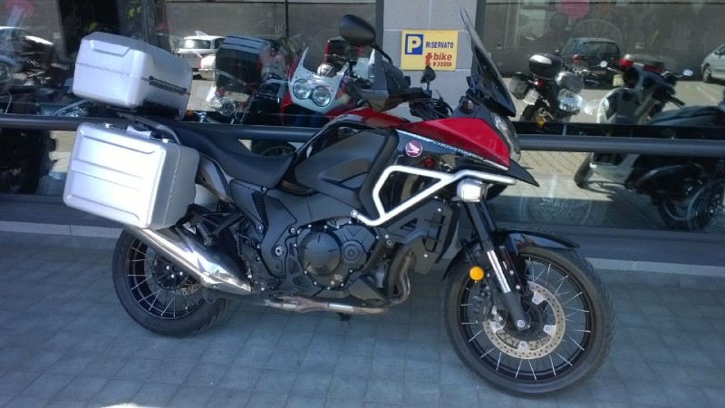 Honda Crosstourer Travel Edition ABS E4 (2016 - 18)