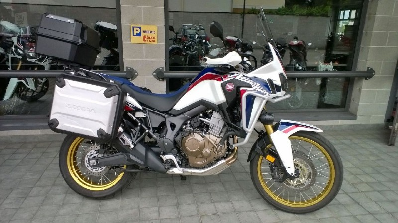Honda Africa Twin ABS Travel Edition (2016)