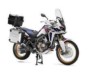 PORTE APERTE E TEST RIDE AFRICA TWIN 1000