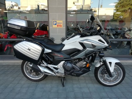 Honda NC750X DCT ABS Travel Edition (2016 -18)